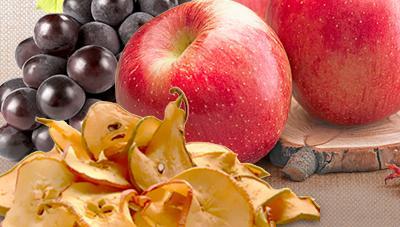 추석에 남은 과일, 말려서 활용해보세요