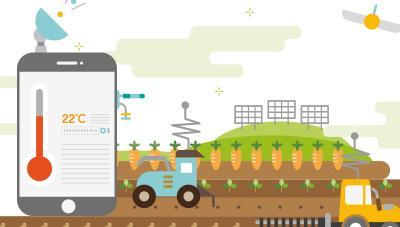 작물의 생육상태와 토양, 온습도까지 똑똑하게 관리하는 스마트농업