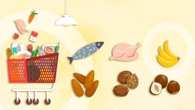 수능 전(前) 수험생 가정의 농식품 소비 패턴