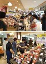 홍콩현지 진열모습