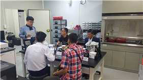 '19년 미얀마 식물검역관 초청 훈련 실시