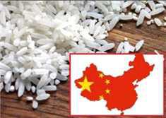 중국 수출 쌀 가공공장 2개소 추가등록 완료